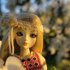 Адель. Яблоневый сад для принцессы