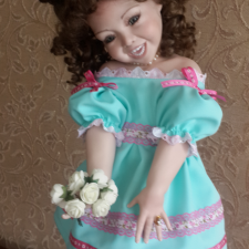 Платье для милойДжойки.