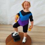 Спортивная  бабулька от Ричард Симмонс..