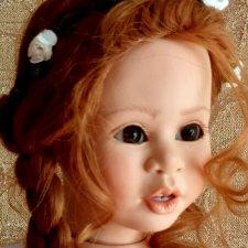 Ивана, девочка от Christel Florchinger.Оригинал.Временно снято с продажи.