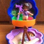 Мини куколка Полли Polly Pocket