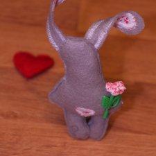 Влюблённый заяц