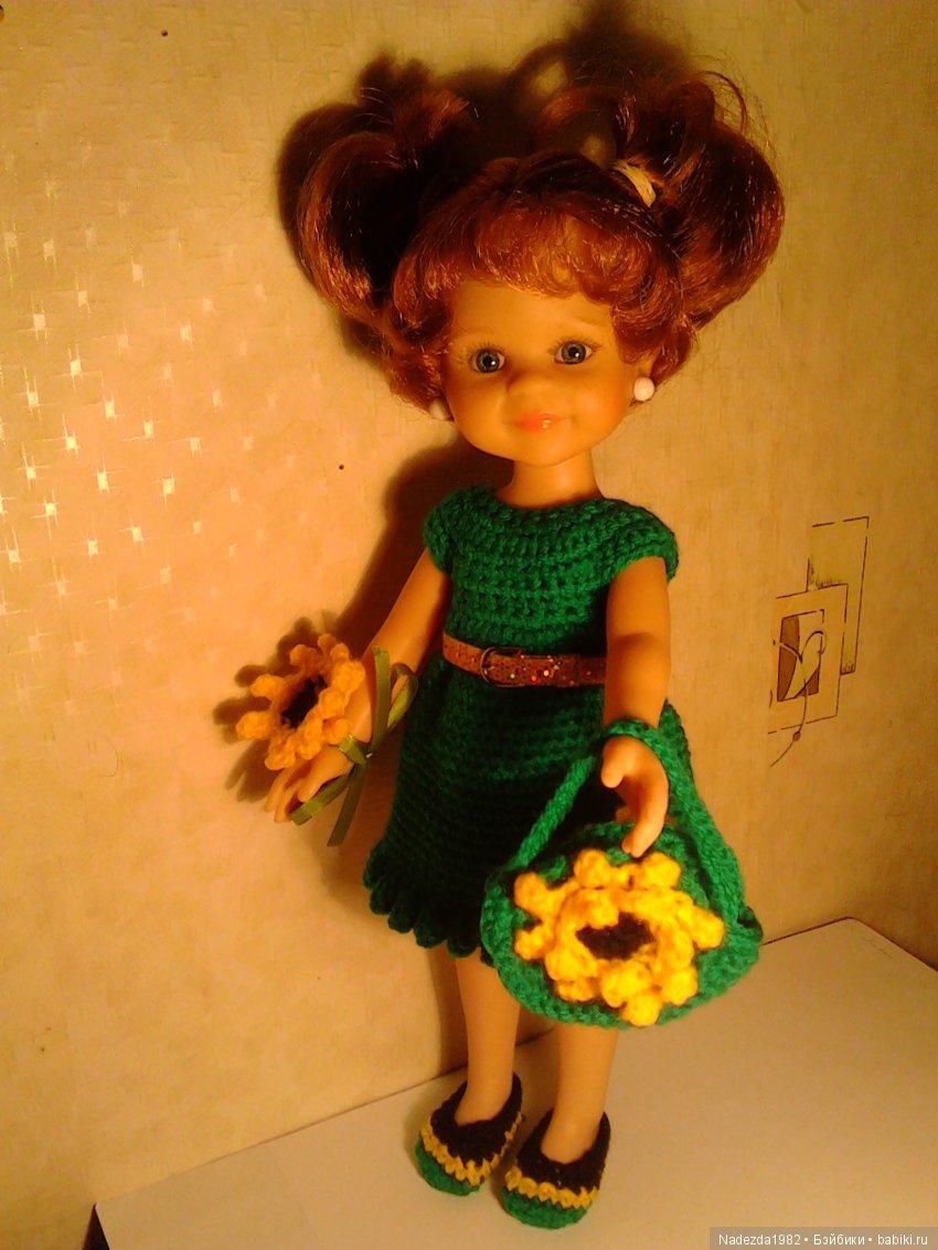 красивые наряды для кукол Паола Рейна