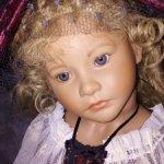Грациозная Рахель-Коллекционная кукла от Майи Билл Maja Bill, Sigikid