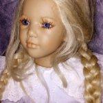 Любимая Юленька кукла Jule Annette Himstedt