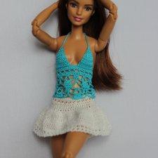 вязание для кукол бэйбики куклы фото одежда для кукол