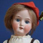 маленькая Красная Шапочка от фабрики Heubach Koppelsdorf