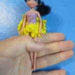 Маленькая  симпатичная куколка для любителей малышек