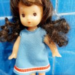 550 на 3 дня!Московская куколка  СССР(Огонек)-симпатяшка  с отличным родным мейком !