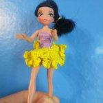 !Маленькая  симпатичная куколка для любителей малышек