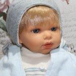 Малыш Antonio Juan голубоглазый блондин