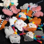 Мягкие игрушки для кукол