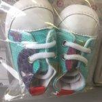 туфли из ткани-кож.зама -.кеды