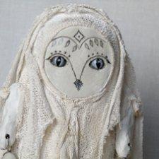 Белый  шаман