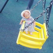 Моя доченька, куколка Guca Стеша