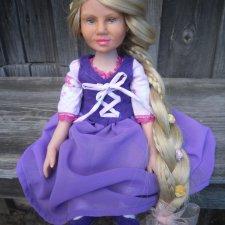 Мои куклы ручной работы. Часть 1