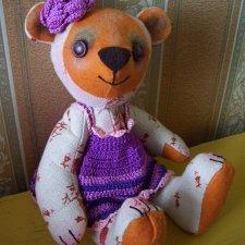 101 Медведь и не только. Авторские куклы