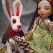 Мои авторские куклы. Часть вторая