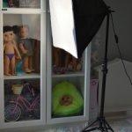 Софтбокс для фотосъемки кукол и не только