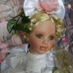 """Фарфоровая кукла """"Heaven Scent"""" от Fayzah Spanos     """"Небесный аромат"""" , куплю дорого."""