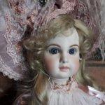 Авторская реплика антикварной куклы от Patricia  Loveless. Всего 100 экземпляров.Срочно 17500!