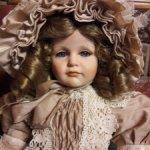 Красавица Бабетта от P.Lovelles & E.Graham. h65 см.