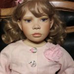 Кукла Gina by Christine Orange