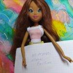 Кукла  Winx (Винкс клуб) Лейла