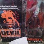 Кукла Living Dead Dolls(LDD )-Майкл Майерс, главный персонаж из фильма Хеллоуин 2