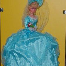 Музыкальная кукла-ночник