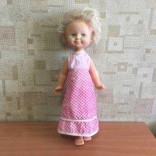 Кукла времен СССР 42 см. Опознание