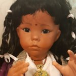 Авторская кукла. 23500 три дня
