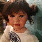 Фарфоровая кукла Heidi Plusczok Цена 38т. Временно 32