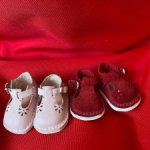 Обувь на кукол формата Паола Рейна и Минуш