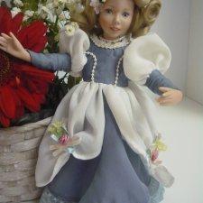 Фарфоровая кукла Золушка от Diana Effner для Ashton Drake