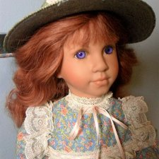 Linda Mason - виниловые куклы