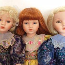 Паулинки, часть 1. Три сестры