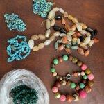 Подарю натуральные камни для рукоделия