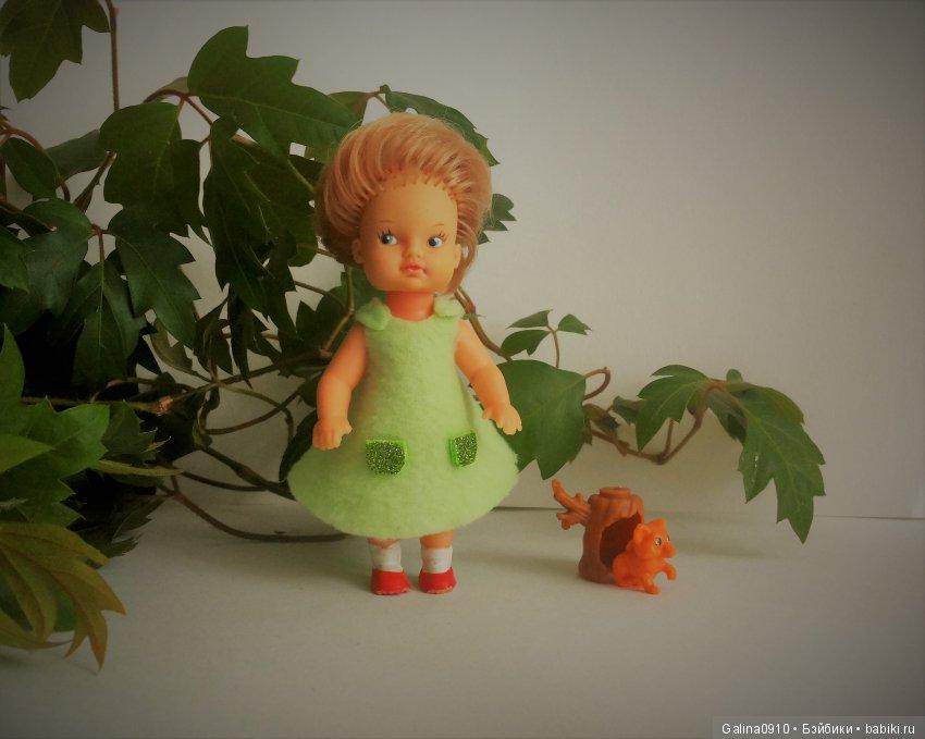 Куколка Аришка ГДР
