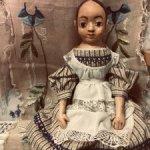 Аннабель. Реплика куклы Изанны Уолкер