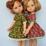 Два платья для паолочек (на тело до 2018 года)