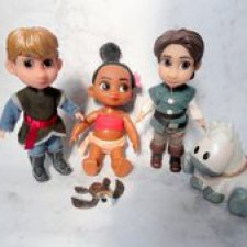 Disney Animators' Collection Mini — Moana