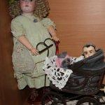 Красивейшая кукла от короля Кестнера! СРОЧНО! Без рассрочки 40 000