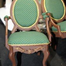 Кресла от Лак стандарт. Набор для самостоятельной сборки.