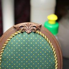 Несколько способов работы с силиконовыми молдами