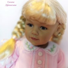 Новый образ красивой куколки... (о кукле Сиссель Скилле)