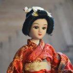Японка из коллекции Куклы в костюмах народов мира (спецвыпуск)