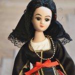 Испанка из коллекции Куклы в костюмах народов мира