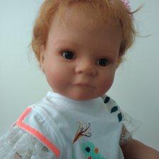 Кукла реборн из молда Джесс от ESweet