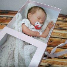 Кукла реборн из молда Амелия от ESweet